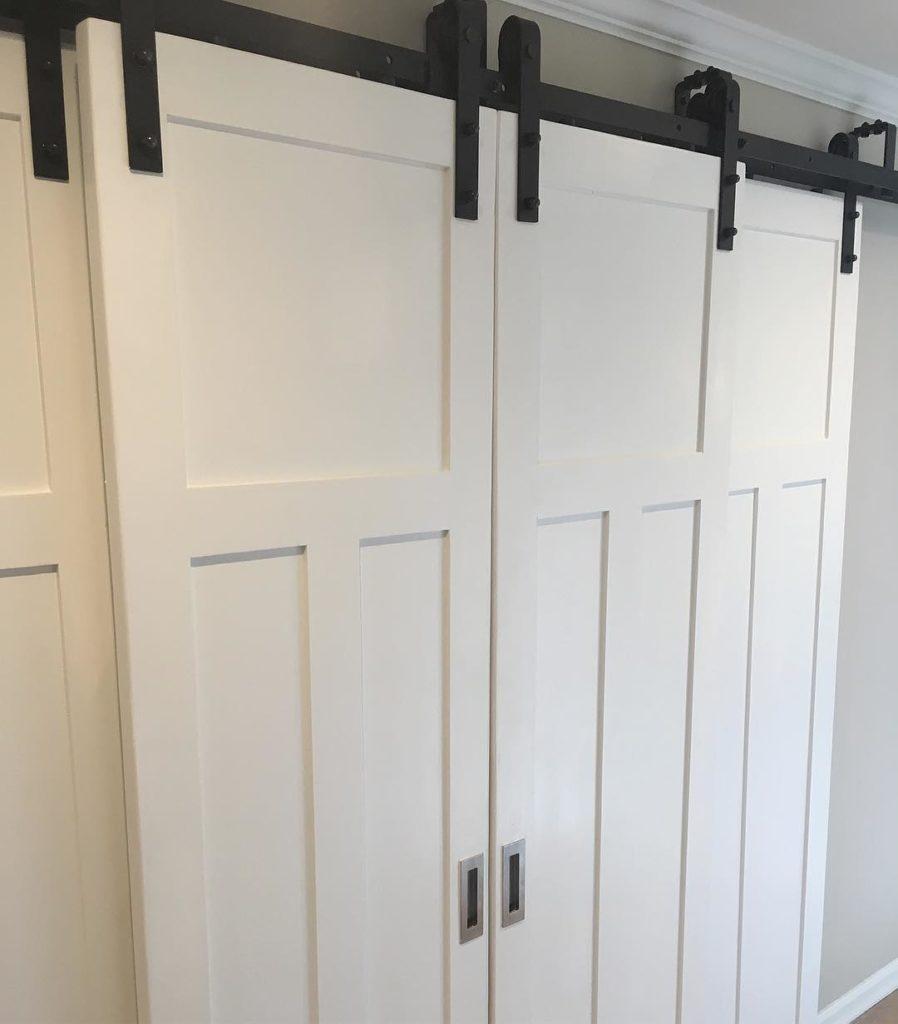 Barn Doors Complete